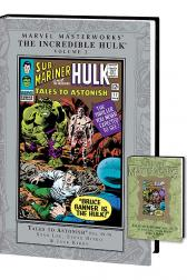 Marvel Masterworks: The Incredible Hulk Vol. 2 (Hardcover)