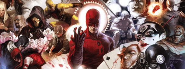 Image Featuring Bullseye, Daredevil