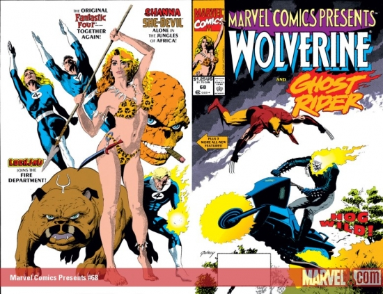 Marvel Comics Presents #68