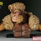 Sabretooth Legendary Scale Bust from Sideshow Collectibles