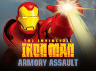 Iron Man Armory Assault
