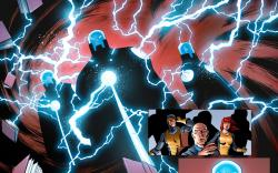 X-Men Giant Size #1 preview art by Dalibor Talajic