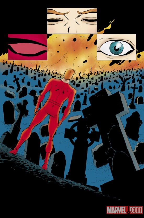 Daredevil (2011) #1 preview art by Marcos Martin