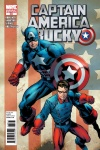 Captain America and Hawkeye (2011) #620 (Bagley Variant)