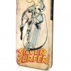 Marvel Silver Surfer iPhone 4