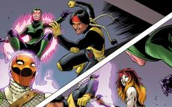 Sneak Peek: New Mutants #35