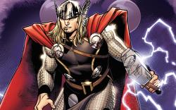 Assembling the Avengers: Thor