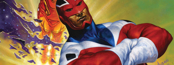 Psych Ward: Captain Britain
