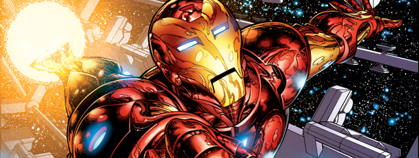 Essential Avengers: Iron Man Retrospective