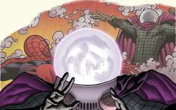 Ends of the Earth: Mysterio