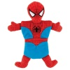 Spider-Man Flat Dog Toy w/ Crinkle by Fetch available at PetSmart