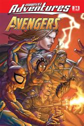 Marvel Adventures the Avengers #34