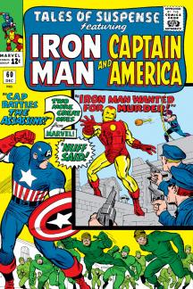 Tales of Suspense (1959) #60