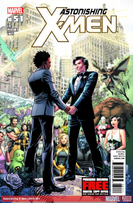 ASTONISHING X-MEN 51 (WITH DIGITAL CODE, DNMC)
