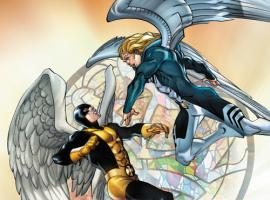 Through the Eyes of the X-Men: Angel