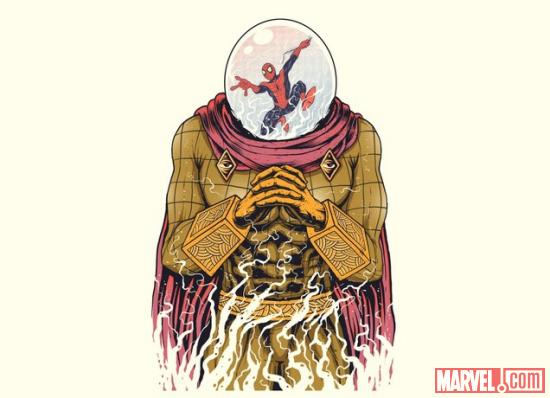 Mysterio is Watching... T-Shirt