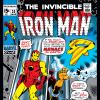 Iron Man (1968) #35 Cover