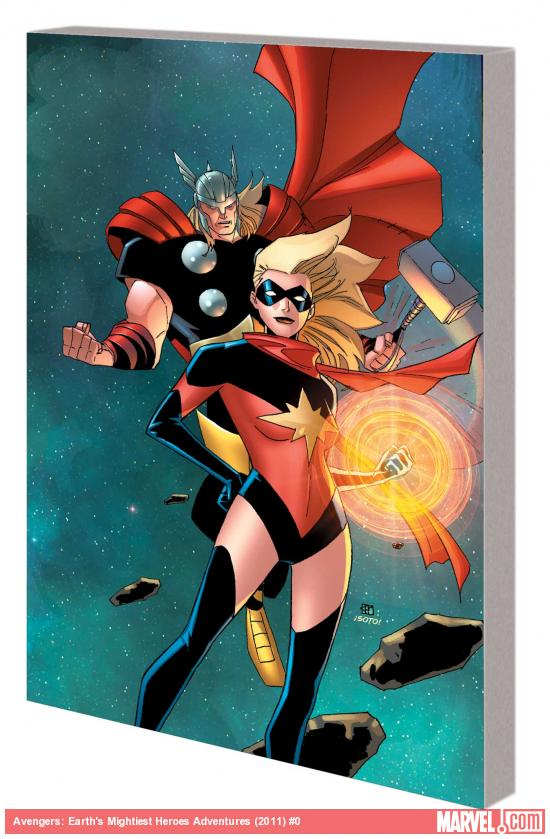 MARVEL UNIVERSE AVENGERS EARTH'S MIGHTIEST HEROES VOL. 3 DIGEST