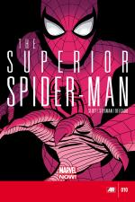 Superior Spider-Man (2013) #3 (3rd Printing Variant)