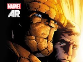 New in Marvel AR 5/22/13