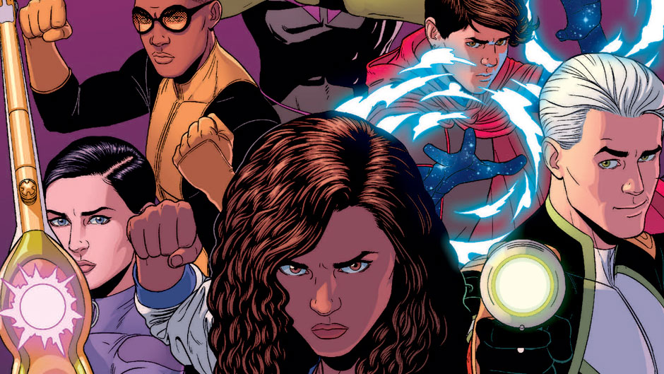 Marvel Congratulates GLAAD Award Winner