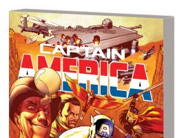 CAPTAIN AMERICA VOL. 4: THE IRON NAIL TPB (MARVEL NOW)