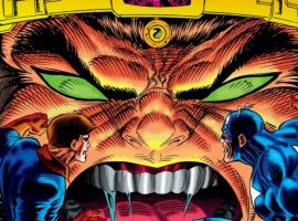 90s By The Numbers: Captain America #441
