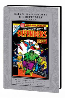 Marvel Masterworks: The Defenders Vol. 5 (Hardcover)