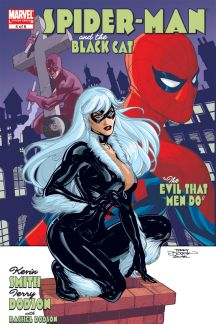 Spider-Man/Black Cat: Evil That Men Do #4