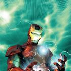 Iron Man: Legacy - Iron in the Blood