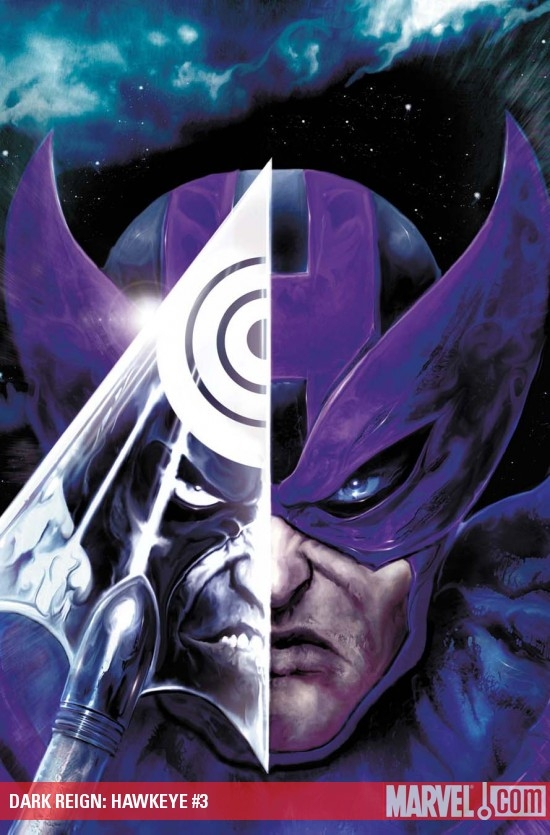 DARK REIGN: HAWKEYE #3