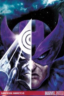 Dark Reign: Hawkeye (2009) #3