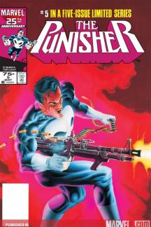 Punisher (1986) #5