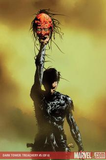 Dark Tower: Treachery (2008) #5