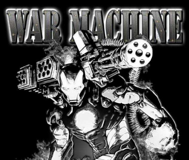 War Machine Sneak Peek