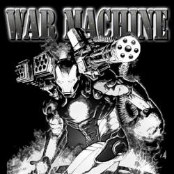 Iron Man: War Machine (2008)