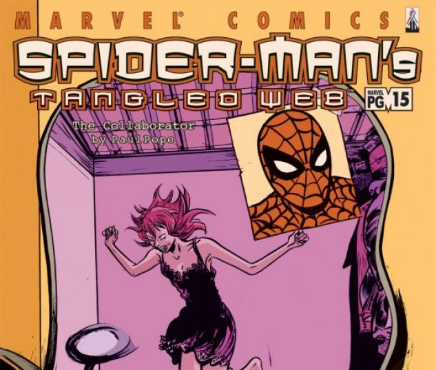 Spider-Man's Tangled Web (2001) #15