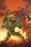 MARVEL ADVENTURES SPIDER-MAN (2007) #8 COVER