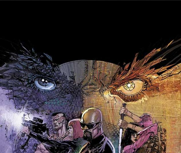 TOMB OF DRACULA (2006) #1 COVER