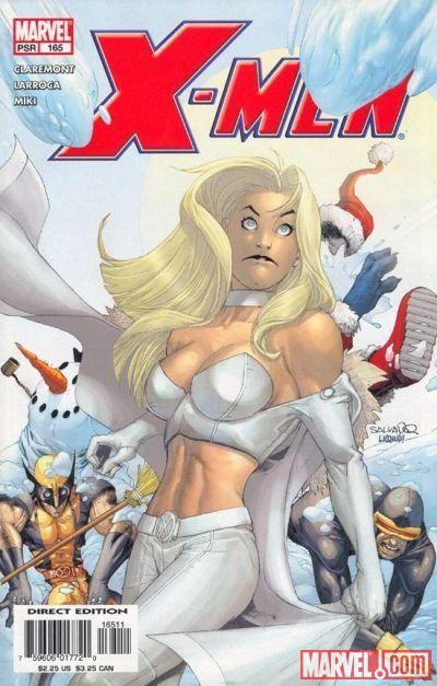 Image Featuring Cyclops, Emma Frost