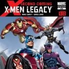 X-Men Legacy (2008) #236 (2ND PRINTING VARIANT)