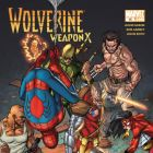 WOLVERINE WEAPON X #15 cover by Ron Garney