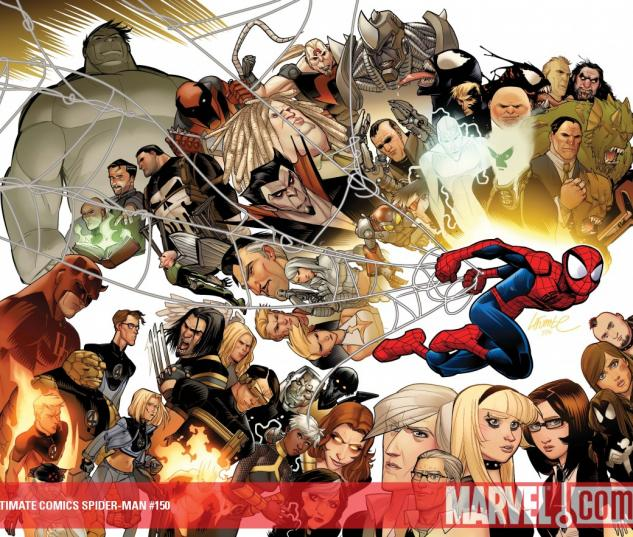 Ultimate Comics Spider-Man (2009) #150