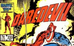Image Featuring Captain America, Daredevil