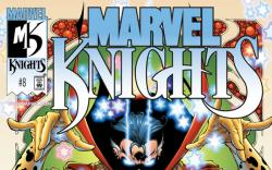 Image Featuring Joe Quesada, Dave Kemp