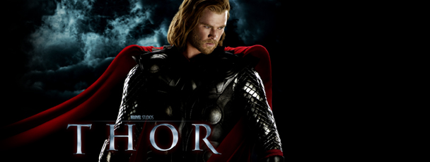 New ''Thor'' French Movie Poster!