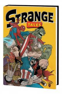 Strange Tales II (Hardcover)