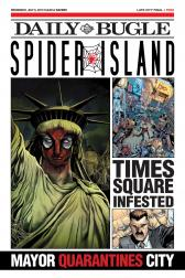 Spider-Island: Daily Bugle #1 