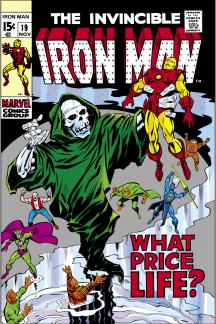 Iron Man (1968) #19