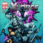 UNCANNY X-FORCE 25 PLATT VARIANT (1 FOR 50)